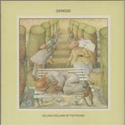 Click here for more info about 'Genesis - Selling England - 4th + Insert'