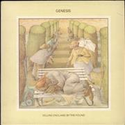 Click here for more info about 'Genesis - Selling England By The Pound - 3rd + Insert'