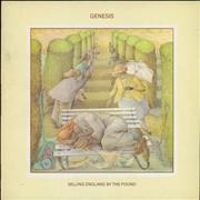 Click here for more info about 'Genesis - Selling England - 1st + Insert - EX'