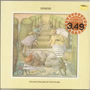 Click here for more info about 'Genesis - Selling England - 4th'