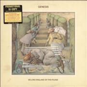 Click here for more info about 'Genesis - Selling England By The Pound - DJ Promo'