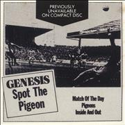 Click here for more info about 'Genesis - Spot The Pigeon EP'