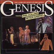 Click here for more info about 'Genesis - The Lamb Lies Down On Broadway'