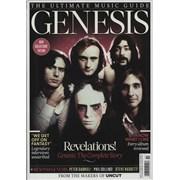Genesis The Ultimate Music Guide UK magazine