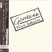 Click here for more info about 'Genesis - Three Sides Live'