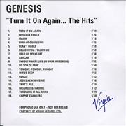 Click here for more info about 'Turn It On Again - The Hits'