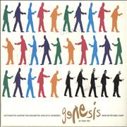 Click here for more info about 'Genesis - We Can't Dance - Autographed'