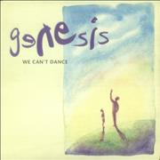Click here for more info about 'Genesis - We Can't Dance - EX'