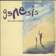 Click here for more info about 'Genesis - We Can't Dance - Sealed'