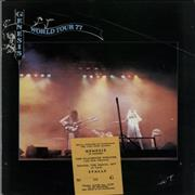 Click here for more info about 'Genesis - World Tour 1977 + Ticket Stub'