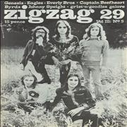 Click here for more info about 'Genesis - Zig Zag Magazine No. 29'