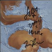 Click here for more info about 'Gengahr - She's A Witch - Autographed Sleeve'