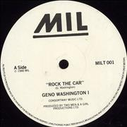 Click here for more info about 'Geno Washington - Rock The Car'