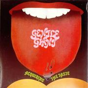 Click here for more info about 'Gentle Giant - Acquiring The Taste - 180gm - Sealed'