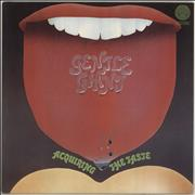 Click here for more info about 'Gentle Giant - Acquiring The Taste - Spaceship Label'