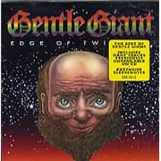 Gentle Giant Edge Of Twilight UK 2-CD album set