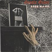 Gentle Giant Free Hand - 1st + Insert - EX UK vinyl LP