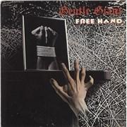 Gentle Giant Free Hand USA vinyl LP