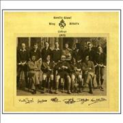 Gentle Giant King Alfred's College 1971 Japan CD album