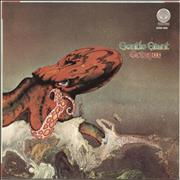 Click here for more info about 'Gentle Giant - Octopus + Inner'