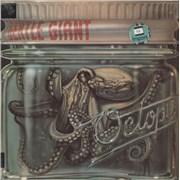 Gentle Giant Octopus - Export Copy USA vinyl LP