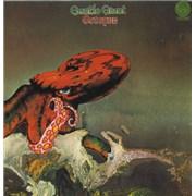 Gentle Giant Octopus Germany vinyl LP