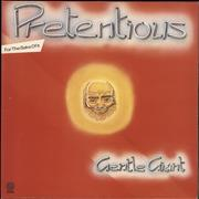 Click here for more info about 'Gentle Giant - Pretentious For The Sake Of It'
