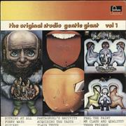 Click here for more info about 'Gentle Giant - The Original Studio Gentle Giant - Vol. 1'
