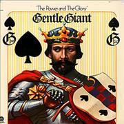 Click here for more info about 'Gentle Giant - The Power And The Glory'