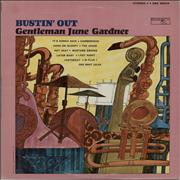 Click here for more info about 'Gentleman June Gardner - Bustin' Out'
