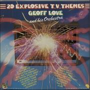 Click here for more info about 'Geoff Love - 20 Explosive T.V Themes'