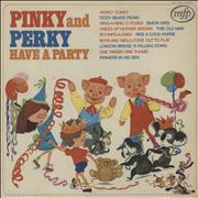 Click here for more info about 'Geoff Love - Pinky & Perky's Party'