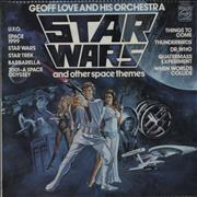 Click here for more info about 'Geoff Love - Star Wars And Other Space Themes'