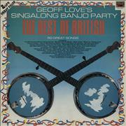 Click here for more info about 'Geoff Love - The Best Of British - Geoff Love's Singalong Banjo Party'