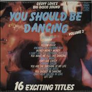 Click here for more info about 'Geoff Love - You Should Be Dancing - Volume 2'