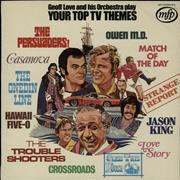 Click here for more info about 'Geoff Love - Your Top TV Themes'