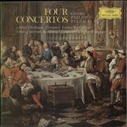 Click here for more info about 'Four Concertos'