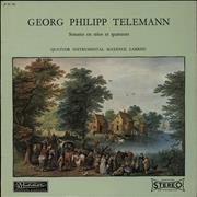 Click here for more info about 'Georg Philipp Telemann - Sonates Et Trios Et Quators'
