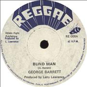 Click here for more info about 'George Barrett - Blind Man'