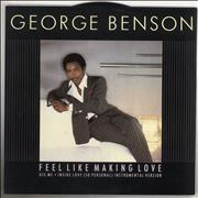 Click here for more info about 'George Benson - Feel Like Making Love'