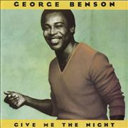 Click here for more info about 'George Benson - Give Me The Night + P/S'