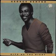 Click here for more info about 'George Benson - Give Me The Night + Shrinkwrap'