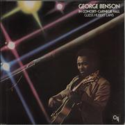 Click here for more info about 'George Benson - In Concert - Carnegie Hall'