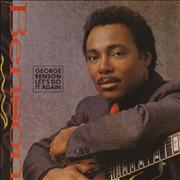 Click here for more info about 'George Benson - Let's Do It Again'