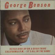 Click here for more info about 'George Benson - Never Give Up On A Good Thing'