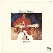 Click here for more info about 'George Benson - Pacific Fire'