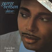 Click here for more info about 'George Benson - Shiver - Double Pack'