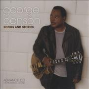 Click here for more info about 'George Benson - Songs And Stories'