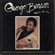 Click here for more info about 'George Benson - Turn Your Love Around - P/S'