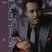 Click here for more info about 'George Benson - Twice The Love'